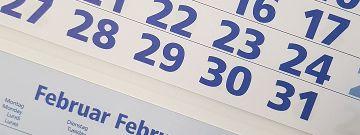Seminar-Terminkalender